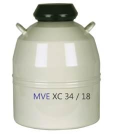 Termo Criogenico MVE XC 34 / 18